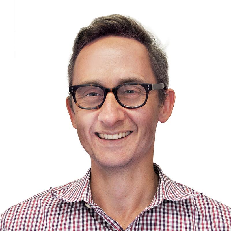 Joshua Galloway, Senior Project Manager