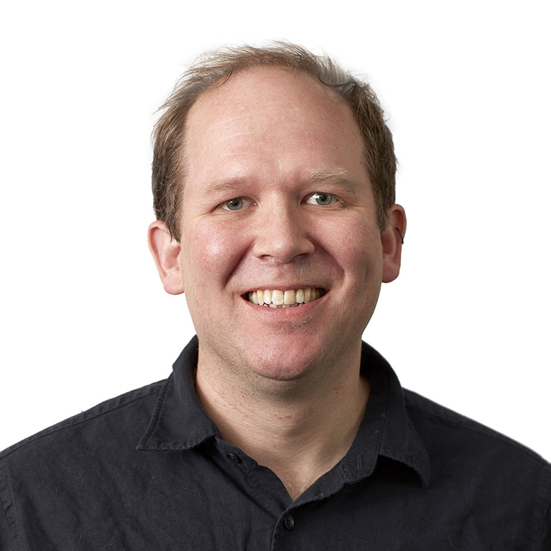 Gregory Hardy-Moss, Technology Associate