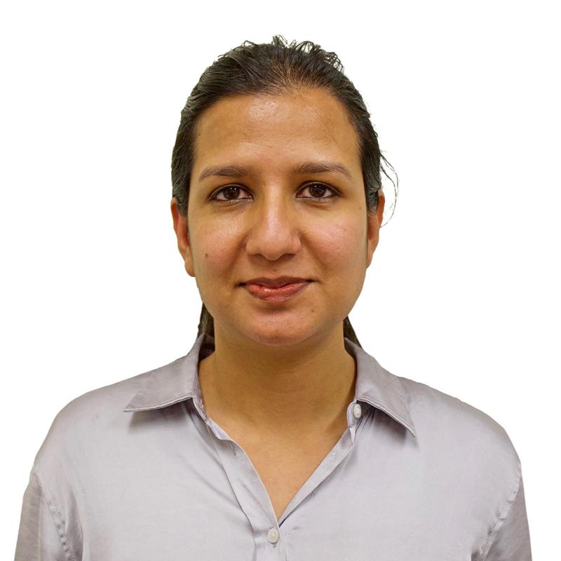 Sunayana Jain, Senior Project Manager