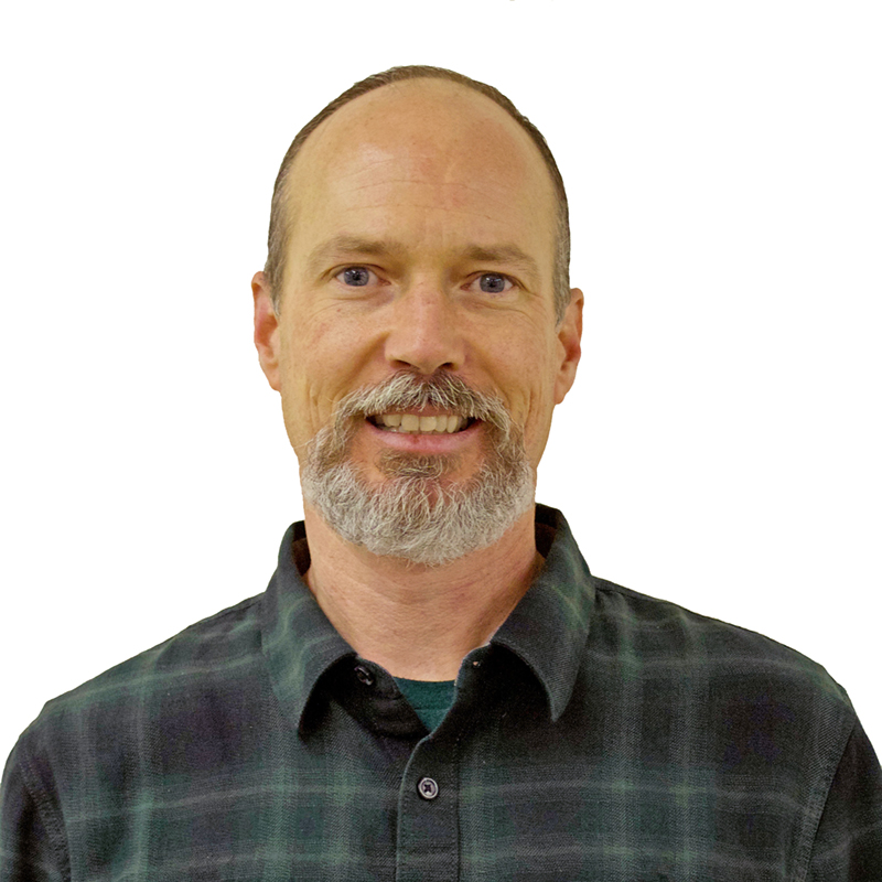 Sean Barfield, Energy Field Technician