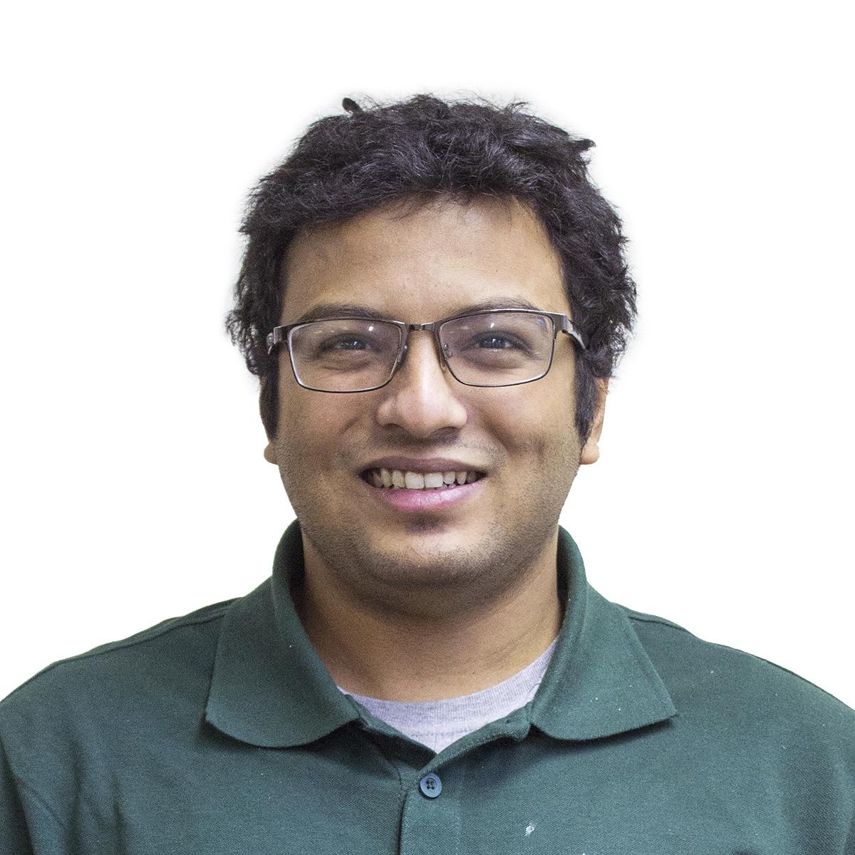 Sankhanil Goswami, Energy IoT Developer