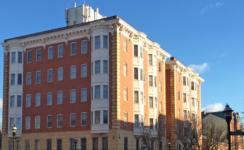 photo of Bellevieu-Manchester building facade