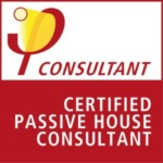 PHI Certified Passive House Consultant logo